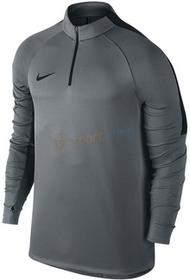 Nike Bluza męska Drill Football Top szara)