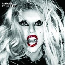 Born This Way Lady Gaga