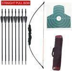 30/40 lbs polowanie łucznictwo łuk Recurve łuk odkryty strzelanie łuk i strzały sprzęt tradycyjny