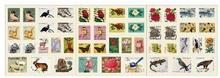 Artemio Samoprzylepne znaczki pocztowe - zestaw 352 11004352