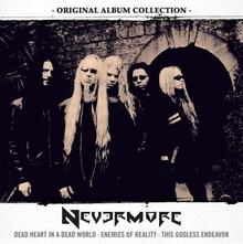 Nevermore Original Album Collection 3xCD) Limited Edition CD) Nevermore