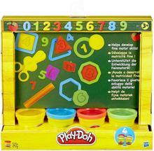 Hasbro Play-Doh Tablica szkolana + 4 tuby 49377