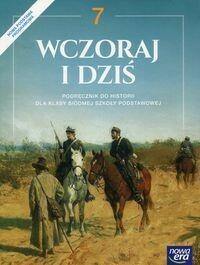 Nowa Era Wczoraj i dziś 7 Historia i społeczeństwo Podręcznik