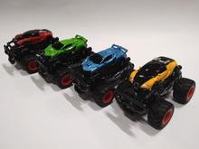 . Transformer auto terenowe metalowe