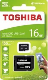 Toshiba microSD M203 16GB