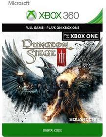 SquareEnix Dungeon Siege III [kod aktywacyjny] Dostęp po opłaceniu zakupu
