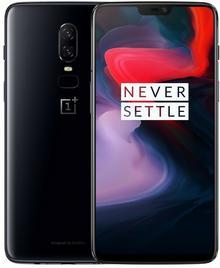 OnePlus 6 8GB/128GB Dual Sim Czarny Błyszczący