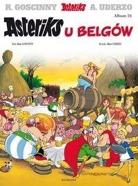 Egmont Asteriks u Belgów Tom 24 - René Goscinny, Albert Uderzo