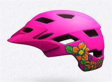 Bell dziecięcy Sidetrack Youth Mat Pink Blossom 5057 cm