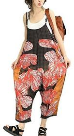 6b12c05cfd5 -27% Yesno yesno damskie Jumpsuit Linen khaki Large - xl kawa PE3COFFEEXL