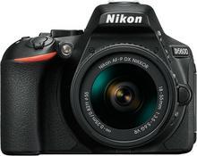 Nikon D5600 + AF-P 18-55 VR + AF-S DX 35mm f/1.8