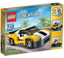 LEGO Creator Samochód wyścigowy 31046