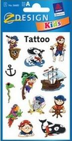 Zdesign  Tatuaże. Piraci