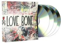 Mother Love Bone On Earth As It Is The Complete Works 3CD/DVD) Limited Edition)