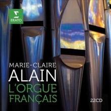 Lorgue Francais CD) Marie-Claire Alain