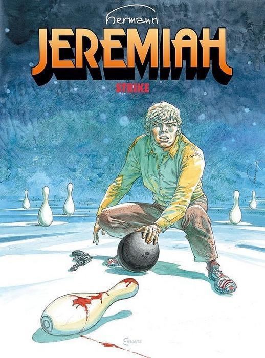 Elemental Hermann Huppen Jeremiah 13 Strike