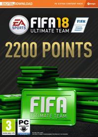 FIFA 18 Ultimate Team 2200 Points DIGITAL