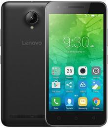 Lenovo C2 Power 16GB Dual Sim Czarny