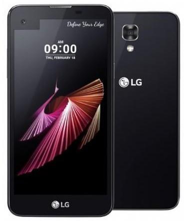LG X screen 16GB Czarny