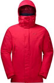 Jack Wolfskin Kurtka CASCADE MOUNTAIN ruby red