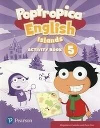 Poptropica English Islands 5 Activity Book Custadio Magdalena Ruiz Oscar