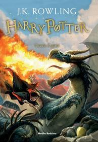 Media Rodzina Harry Potter i Czara Ognia - J.K. Rowling