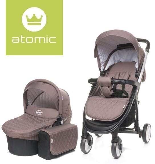 4Baby Atomic 2017 2w1 Brown