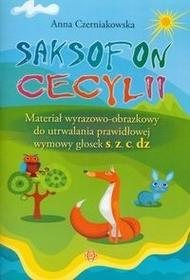 Harmonia Saksofon Cecylii - Anna Czerniakowska