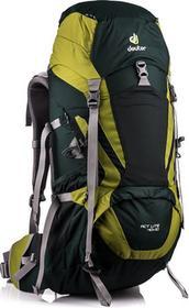 Deuter Plecak trekkingowy ACT Lite 40 + 10 Forest/Moss roz uniw 3340115-2218)