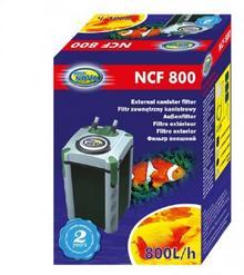 Aqua Nova Filtr zewnętrzny do akwarium NCF 2000l/h