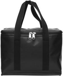 Sagaform Picnic - torba termiczna na 6 puszek 0,5 l, czarna SF-5016077