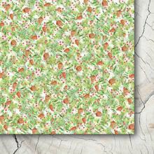 Świąteczny papier Wigilijne Drzewko 30,5x30,5cm 03