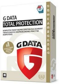 GData Total Protection 2015 (3 stan. / 2 lata) - Nowa licencja