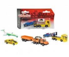 Simba Toys Majorette, małe pojazdy miejskie