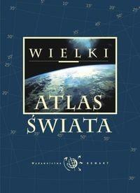 Demart Wielki atlas świata - Demart