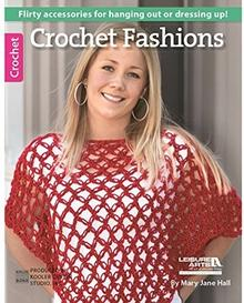 Leisure Arts -Crochet fashions LA-6560