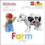 Emma Grange DK Braille LEGO DUPLO Farm Board book)