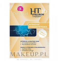 Dermacol Nawilżająca maska do twarzy - Hyaluron Therapy 3D Intensive Hydrating Mask Nawilżająca maska do twarzy - Hyaluron Therapy 3D Intensive Hydrating Mask