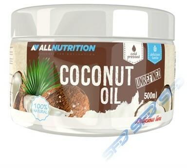 ALLNUTRITION Delicious Line Coconut Oil Unrefined 500g