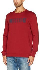 Mustang bluza męska logo Sweater - krój regularny xxl B071HX5L55
