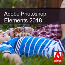 Adobe Photoshop Elements 2018 PL