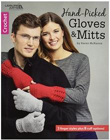 Leisure Arts -hand-Picked Gloves & Mitts 6637