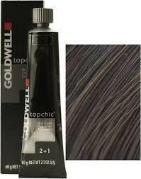 Goldwell Topchic Permanent Hair Color 60 ml Farba do włosów 6 BS Brown Light