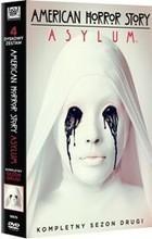 American Horror Story Asylum Sezon 2 DVD