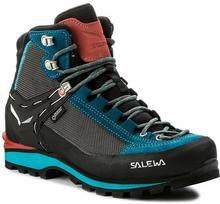 Salewa Trekkingi Ws Crow Gtx GORE-TEX 61329-0938 Black/Hot Coral 0938