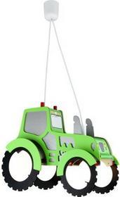 Elobra lampa dziecięca lampa wisząca Traktor lampy wiszącej do pokoju dziecięcego 127995