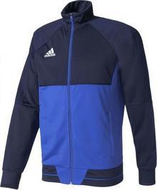 Adidas Bluza dresowa męska Tiro 17 granatowo-niebieski roz XL BQ2597) BQ2597 XL