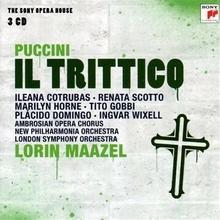 Ambrosian Opera Chorus; London Symphony Orchestra; Puccini Il Trittico