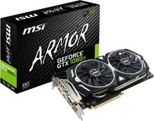MSI GeForce GTX 1080 Ti Armor VR Ready