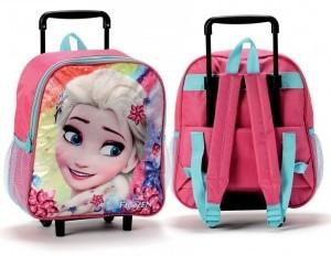 Frozen Rainbow plecak z kółkami * CZ10715